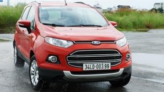 Đánh giá chi tiết xe Ford EcoSport tại Việt Nam