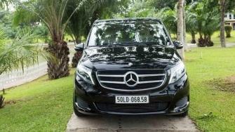 Đánh giá xe Mercedes V-Class 2016 tại Việt Nam