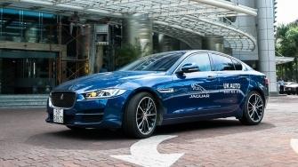 Đánh giá chi tiết xe Jaguar XE 2016 tại Việt Nam