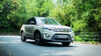 Đánh giá chi tiết xe Suzuki Vitara 2016