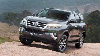 Giới thiệu xe Toyota Fortuner 2017