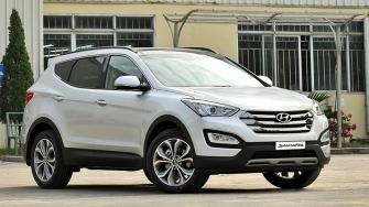 Đánh giá chi tiết xe Hyundai SantaFe tại Việt Nam