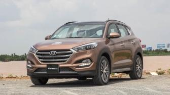 Chi tiết xe Hyundai Tucson 2016 tại Việt Nam