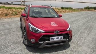 Chi tiết xe Hyundai i20 Active 2016 tại Việt Nam