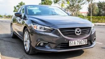 Đánh giá chi tiết xe Mazda 6 tại Việt Nam