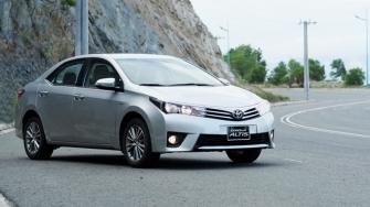 Đánh giá chi tiết xe Toyota Altis 2015-2016
