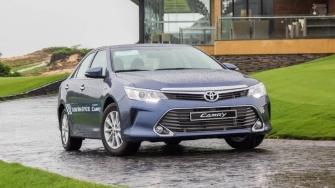 Đánh giá chi tiết xe Toyota Camry 2015-2016