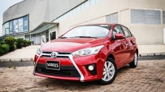 Đánh giá chi tiết xe Toyota Yaris 2014-2016