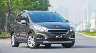 Đánh giá chi tiết xe Peugeot 3008 2015-2016