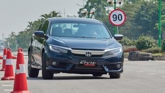 Đánh giá xe Honda Civic 2017 tại Việt Nam