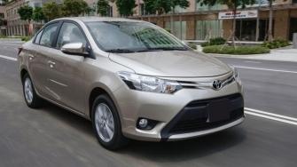 Đánh giá xe Toyota Vios 2016-2017 phiên bản mới tại Việt Nam