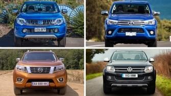 Những mẫu xe bán tải đáng chú ý năm 2016