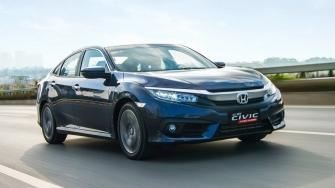 Đánh giá chi tiết xe Honda Civic 2017 động cơ tăng áp