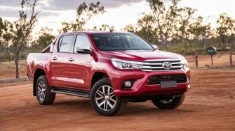 Đánh giá xe Toyota Hilux 2017 tại Việt Nam