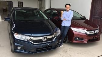 [Video] So sánh Honda City 2017 và phiên bản cũ