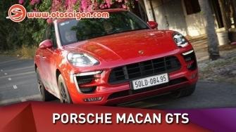 Video đánh giá xe Porsche Macan 2017 phiên bản GTS thể thao