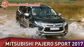 Video đánh giá chi tiết xe Mitsubishi Pajero Sport 2017 All New