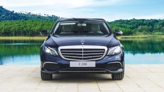Video đánh giá xe Mercedes E-Class 2017 tại Việt Nam