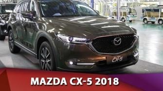 Video giới thiệu chi tiết Mazda CX-5 2018 tại Việt Nam