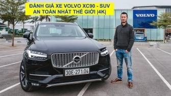 Video đánh giá xe Volvo XC90 2017-2018 tại Việt Nam