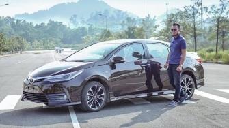 Video đánh giá xe Toyota Altis 2018 tại Việt Nam