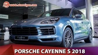 Video đánh giá xe Porsche Cayenne 2018 tại Việt Nam